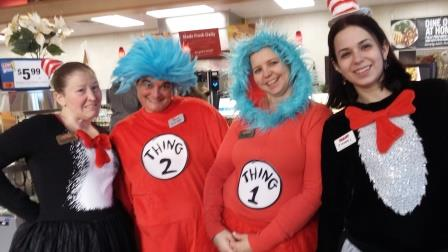 The Cat In The Hat Visits Store 6332