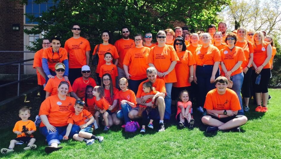 Altoona, PA, Martins Store #6012 Put Together A Team Of 56 People To Fight Multiple Sclerosis By Taking Part In The Holidaysburg, PA, MS Walk