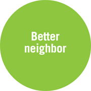 Better Neighbor Promise Circle - Small