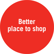 Better Place To Shop Promise Circle - Small