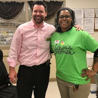 Congratulations, Brazzilia Rutherford Of Thorndale, PA, Giant Store #6301 For Going Full-time!