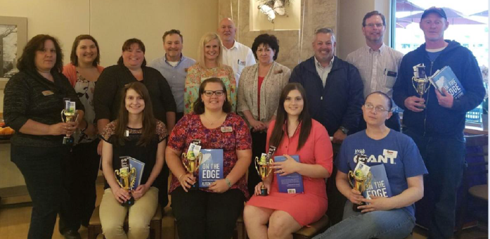 District #142 Celebrated Its Rising Stars