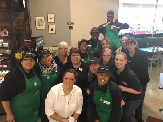 Elizabethtown, PA, Giant 6014 Brewed Up Something New By Opening A Starbucks Coffee Bar On November 15