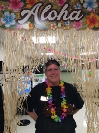 Jennersville, PA, Giant Store 6448 Held A Luau To Show Its Appreciation For Its Associates