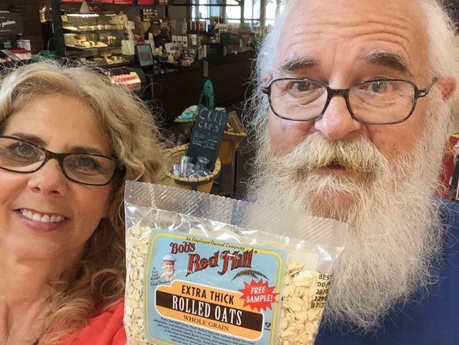 Nutritionist Joni Of The Eldersburg, MD, Martin's Held A Build A Better Breakfast Event In Her Store, Giving Away Free Product Samples, Recipes And Coupons