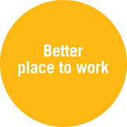 Better Place To Work Promise Circle - Small