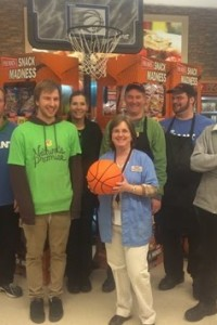 Celebrating March Madness At The Perkasie Giant