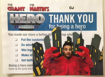 Hero Associates Helps Customer In Critical Medical Situation At Bensalem, PA Store.
