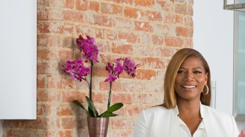 Queen Latifah Launches Exclusive Floral Collection At Giant/Martin's