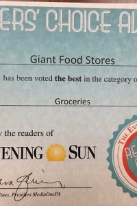 Hanover Residents Love Their Local Giant