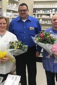 Hero Saves A Customer's Life!