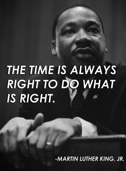 Honoring Reverend Dr. Martin Luther King, Jr.