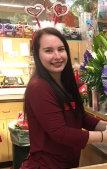 Caitlyn C   Chalfont, PA   Floral Lead