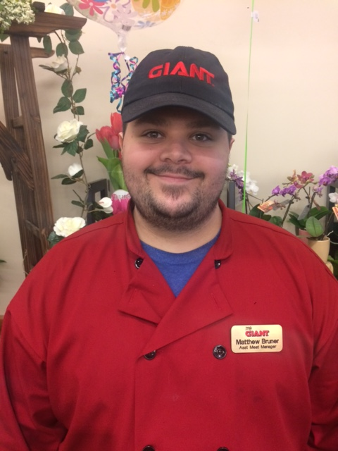Matthew B   Halifax, PA   Assistant Meat Manager