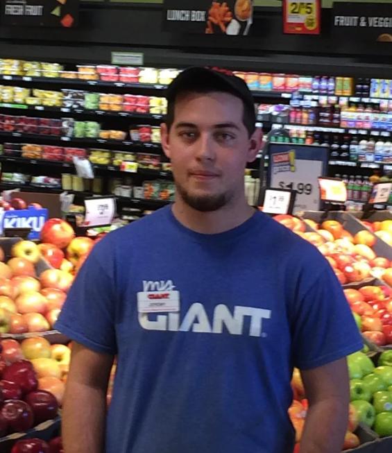 Jeremy S   Dillsburg, PA   Flex Time Produce Manager