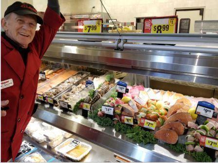 Meet Alan, Store 6485 Seafood Champion