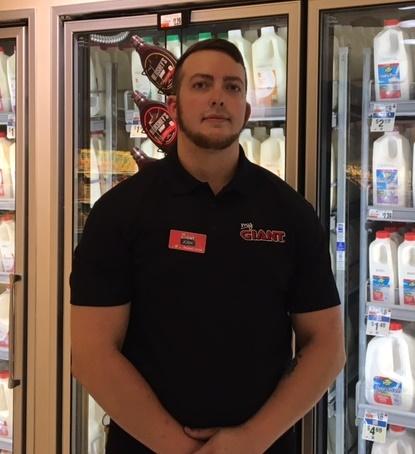 Josh S   Lead Dairy Associate   Wind Gap, PA