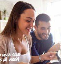 #savorysunday – Prep Once, Save Time All Week