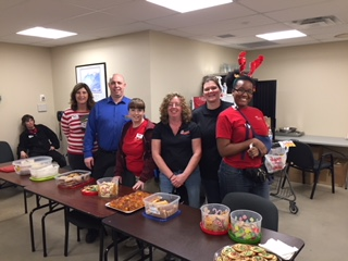 Store #6534 In Brookhaven, PA Hosted A Christmas Cookie Exchange For Associates On December 23rd.