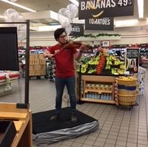 Mike Vargas Shows Off His Skills At Leola, PA, 6117