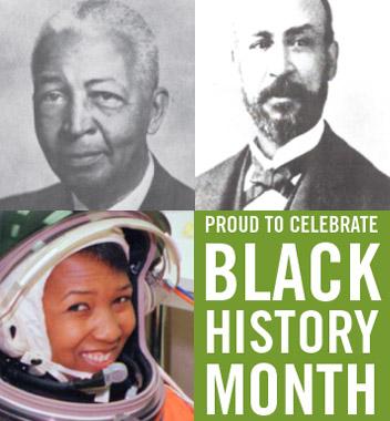 Celebrate Black History Month