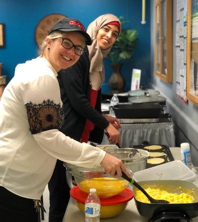 Lancaster, PA, Store #6484 Hosts An Associate Appreciation Breakfast