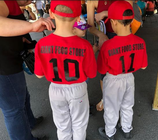 Local Little Leaguers Sported New Uniforms Thanks To Bethlehem, PA, Store 6313
